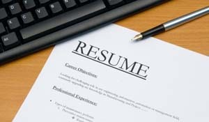 clean up your CV
