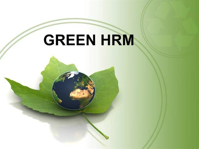 what is green hrm